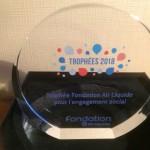 Trophée AirLiquide
